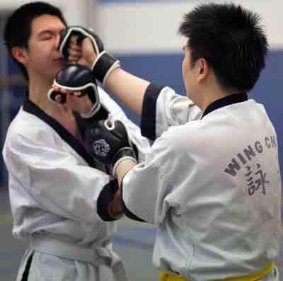 Vechtsport Den Haag