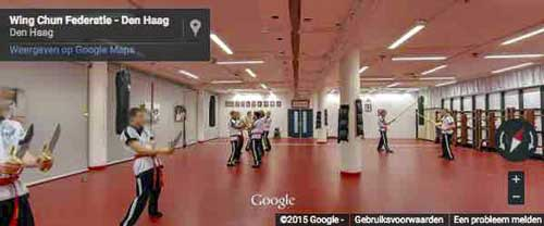 Wing Chun Kung Fu Tempel in Den Haag