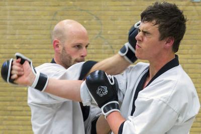 Zelfverdediging met Wing Chun