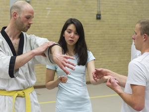 Zelfverdediging voor vrouwen met Wing Chun