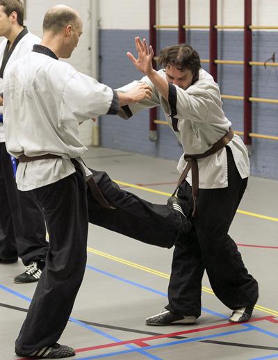 Effectieve Zelfverdediging met Wing Chun Kung Fu in Den Haag